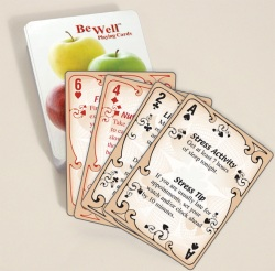 Wellness Playing Cards